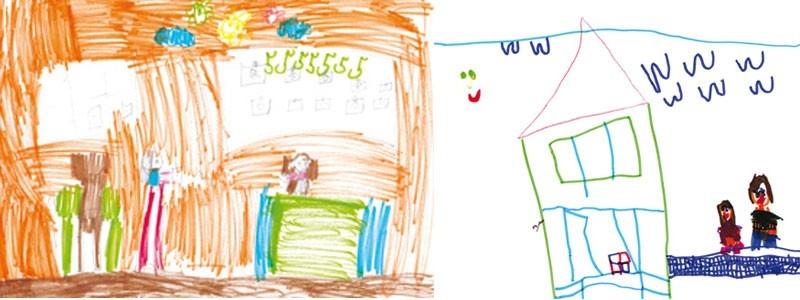 Рисуването като терапия в работата с деца с хиперактивност и дефицит на вниманието